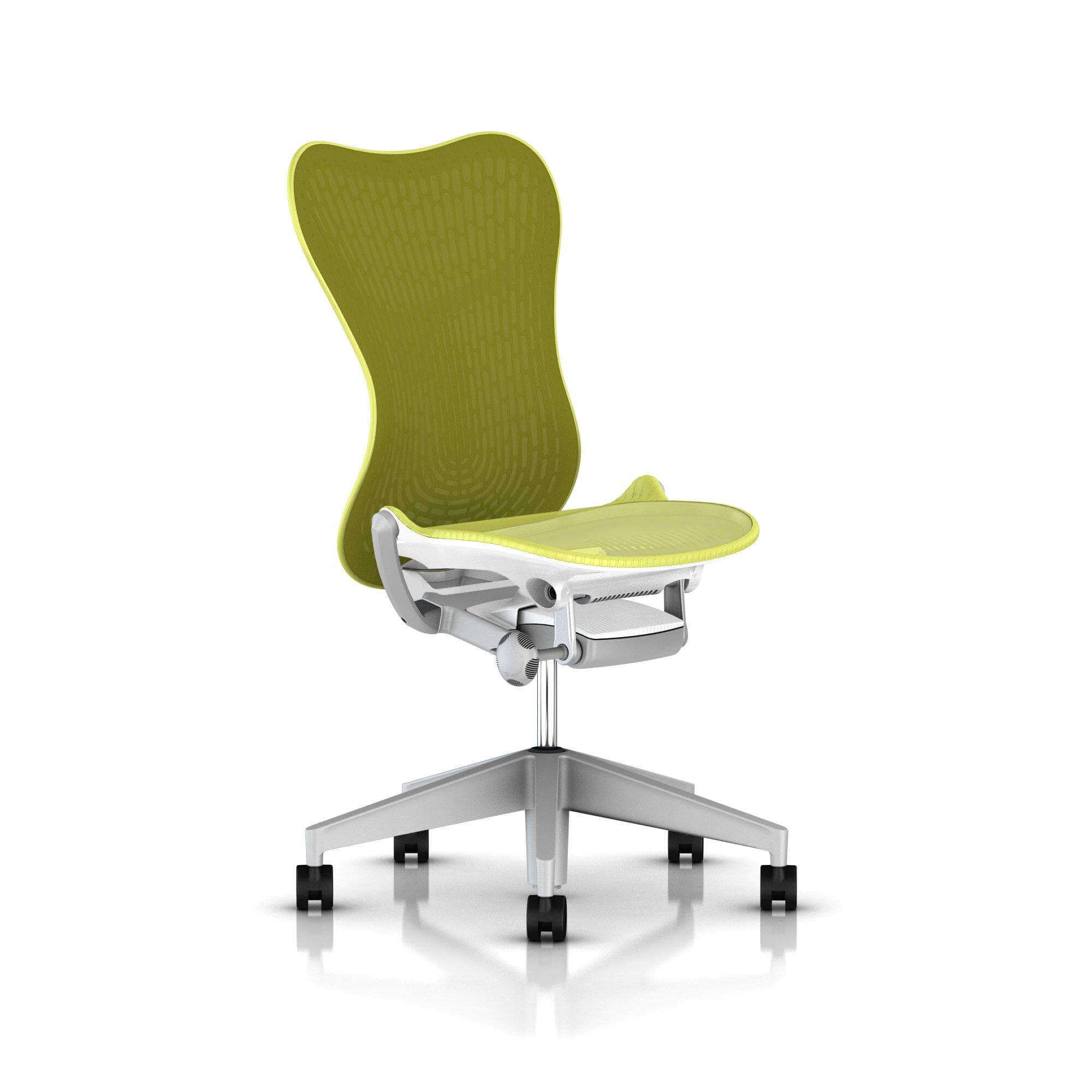 der Mirra 2 Base-Line in der Farbe Lime Green